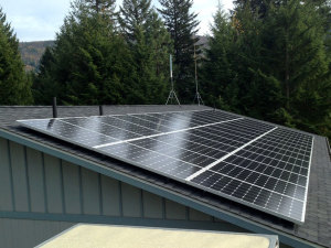 9.75 kW, Maple Falls