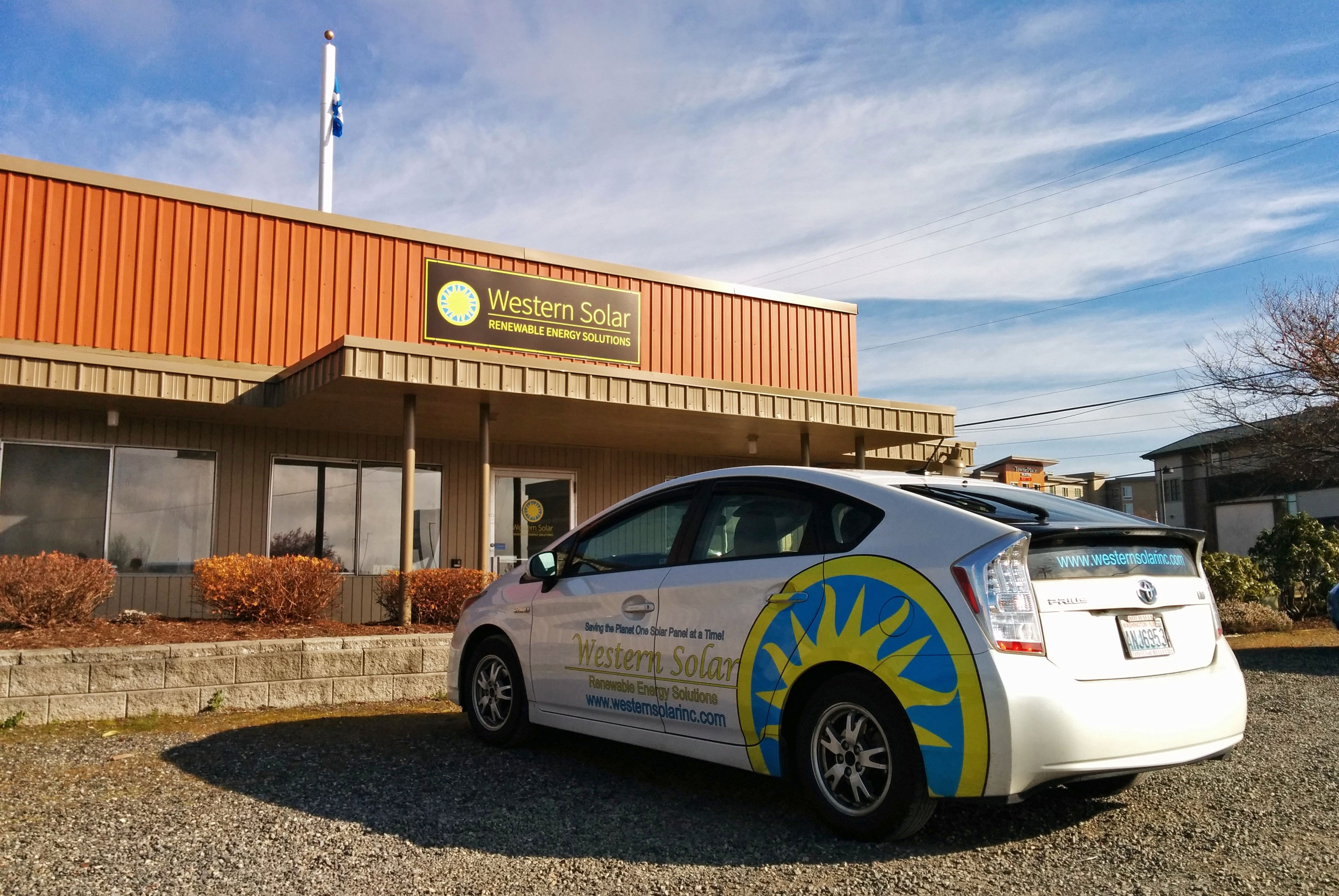 ... Wilson Toyota Bellingham Wa, Image Source: Northwesthonda.com. About  Western Solar Western Solar