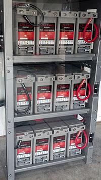 Solar battery backup system - Western Solar