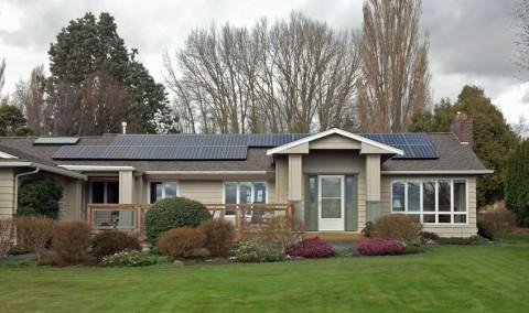 6.6 kW Solar PV System, Bellingham, WA - Western Solar