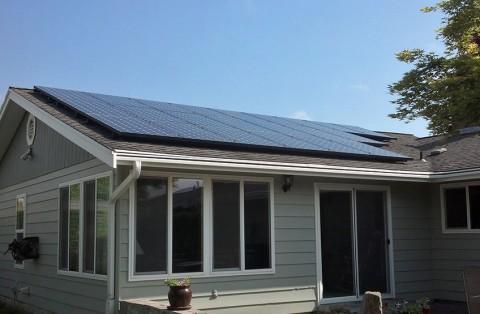 6.05 kW Solar PV System, Bellingham, WA - Western Solar
