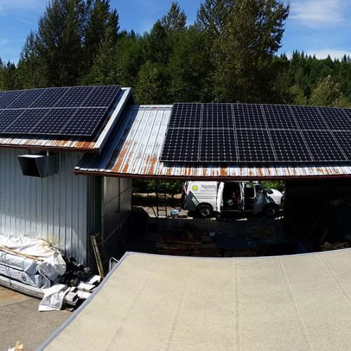 9.9 kW, Concrete